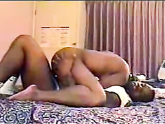 Ebony Gets Eaten In 69 Enjoys A Deep Ride After