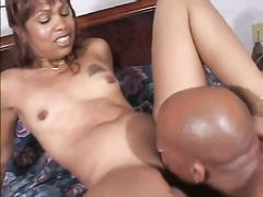 Chloe Black Bedroom Ebony Fuck