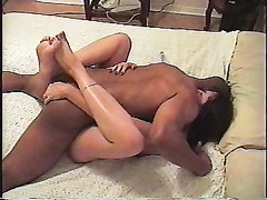 Passionate And Sensual Interracial Clip PART II. Rate, Read, Comment.